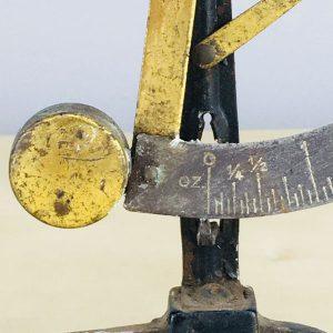 Antique German Postal Scales