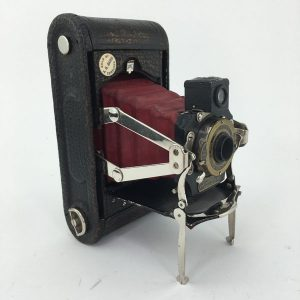 Kodak No1. Autographic with red bellows
