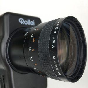 Rollei Movie Sound XL - 8mm cine camera