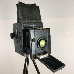 Thornton Pickard Junior Special - Ruby Reflex - Quarter Plate camera