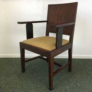1920s H. F. Jansen & Zonen chair - Amsterdam