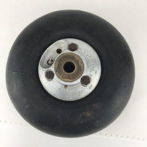 WW2 Spitfire tail wheel