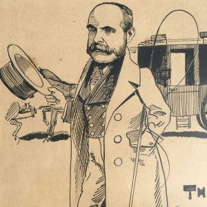 The Liberal Whip - Sir Henry Bannerman